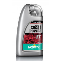 Motorex Cross Power 4T Full...