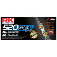 RK 520 GXW XW-Ring Chain...