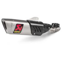 17-20 Yamaha R6 Akrapovic...