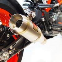 17-18 KTM 390 Duke...