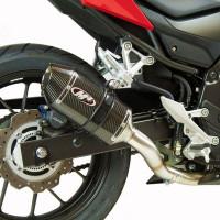 16-18 Honda CBR 500R M4...