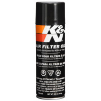 K&N Air Filter Oil 6.5oz/184gr