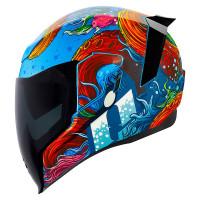 Icon Airflite Helmet Inky