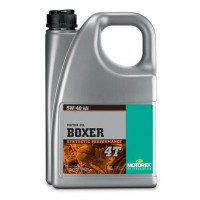 Motorex Boxer 4T Synthetic...
