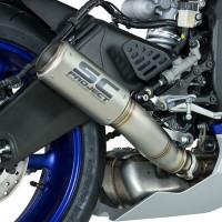 17-20 Yamaha R6 SC-Project...
