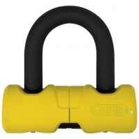 Abus 405 Disc Lock Yellow