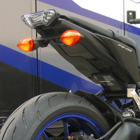 14-16 Yamaha FZ09 Graves...