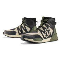 Icon Hooligan Boots Green