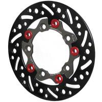 BrakeTech Axis Iron Rear...