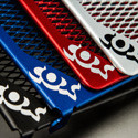 Cox Racing Aluminum Motorcycle Radiator Guards