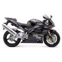02-03 Honda CBR 954RR Cox Racing Aluminum Motorcycle Radiator Guards