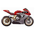 MV Agusta Radiator Guards