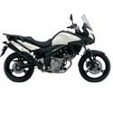 04-13 Suzuki DL650 V-Strom Cox Racing Aluminum Motorcycle Radiator Guards