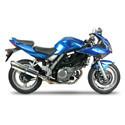 99-10 Suzuki SV650 Cox Racing Aluminum Motorcycle Radiator Guards