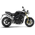 05-13 Triumph Speed Triple Cox Racing Aluminum Motorcycle Radiator Guards