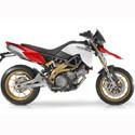 Aprilia Dorsoduro Akrapovic Motorcycle Exhaust