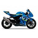 Suzuki Akrapovic Motorcycle Exhaust