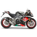 16-18 Aprilia RSV4 RR/RF Arrow Motorcycle Exhasust