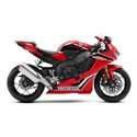 17-18 Honda CBR 1000RR Arrow Motorcycle Exhaust