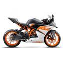 15-16 KTM RC390 Arrow Motorcycle Exhaust