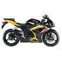 06-07 Suzuki GSXR 600/750 Arrow Motorcycle Exhaust