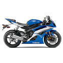 08-11 Yamaha YZF-R6 Arrow Motorcycle Exhaust