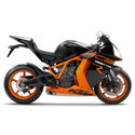 KTM Competition Werkes Motorcycle Exhaust