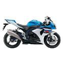 Suzuki Competition Werkes Motorcycle Exhaust