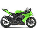 Kawasaki Hotbodies Racing MGP Growler Motorcycle Exhaust
