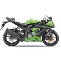 Kawasaki ZX6R M4 Performance Motorcycle Exhaust