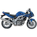 Suzuki SV650 M4 Performance Motorcycle Exhaust
