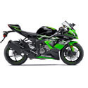 13-18 Kawasaki ZX6R Scorpion Motorcycle Exhaust
