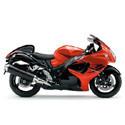 08-16 Suzuki GSX 1300R Scorpion Motorcycle Exhaust