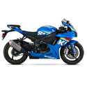 11-18 Suzuki GSXR 600 Scorpion Motorcycle Exhaust