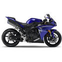09-14 Yamaha YZF-R1 Scorpion Motorcycle Exhaust
