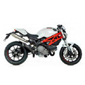 Ducati Monster 1100/796/696 Two Brothers Racing Motorcycle Exhaust