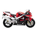 Honda CBR 929RR Two Brothers Racing Motorcycle Exhaust