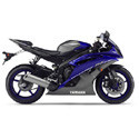 Yamaha YZF-R6 Two Brothers Racing Motorcycle Exhaust