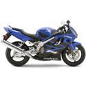 Honda CBR 600 F4i Yoshimura Motorcycle Exhaust