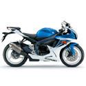 11-14 Suzuki GSXR 600/750 Motorcycle Brake and Clutch Levers