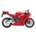 07-17 Honda CBR 600RR LighTech Adjustable Motorcycle Racing Rearsets