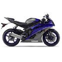 08-14 Yamaha YZF-R6 LighTech Adjustable Motorcycle Racing Rearsets