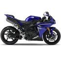 Yamaha Sato Racing Adjustable Motorcycle Rearsets