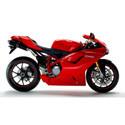Ducati 848/1098/1198 Woodcraft Racing Adjustable Motorcycle Rearsets