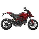 Ducati Hypermotard Woodcraft Racing Adjustable Motorcycle Rearsets