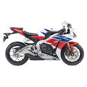 Honda Woodcraft Racing Adjustable Motorcycle Rearsets
