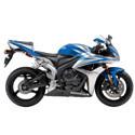Honda CBR 600RR Woodcraft Adjustable Motorcycle Rearsets