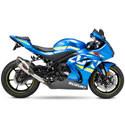 Suzuki Woodcraft Racing Adjustable Motorcycle Rearsets
