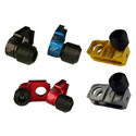 Driven Axle Block Motorcycle Sliders