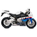 BMW S1000RR Driven Racing Motorcycle Axle Block Sliders